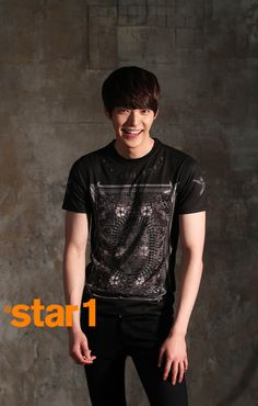 Kim Woo Bin - @Stacy Wilkins Magazine March Issue '13