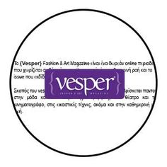 vesper-ngfl16 Fashion Line, Magazine Art, Journal Art