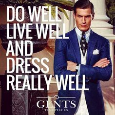 The rules of the game GENTS.