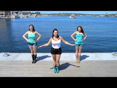 Beginner Line Dance - Two Step Shuffle  Choreographed by:  @DeAnnaLeeDance