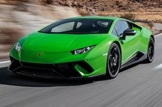2018 Lamborghini Huracán Performante First Test Review - Motor Trend