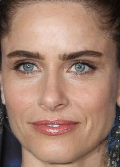 Close-up of Amanda Peet at the Season 6 premiere of 'Game of Thrones' in 2016.