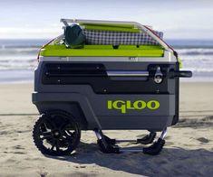 Igloo Trailmate All-Terrain Cooler Truck Camping, Family Camping, Camping Gear, Camping Hacks, Florida Camping, California Camping, Gooseneck Trailer, Atv Riding, Camping Gifts