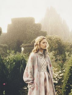 {fashion inspiration | editorial : georgia may jagger in vogue uk}