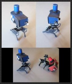 Team Fortress 2 (TF2) - Sentry Gun Free Paper Craft Download - http://www.papercraftsquare.com/team-fortress-2-tf2-sentry-gun-free-paper-craft-download.html