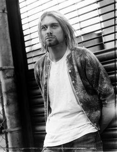 Kurt Cobain photo 175281