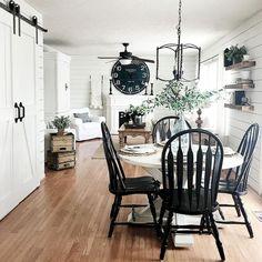 13 Farmhouse Dining Room Design Ideas