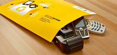 Altes Handy entsorgen: Elektrogeräte kostenlos per Post recyclen (Quelle: ALBA Group/Boris Geilert)
