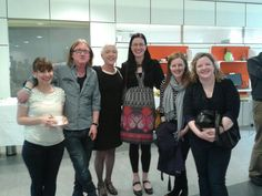 Staff of Fingal Libraries at the opening of Donabate Library