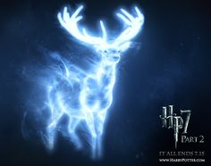 What's Your Patronus? i actually recommend this quiz, i usually don't like sharing them.... i got a stag :)