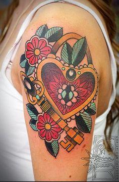 Fotos de tatuajes de corazones
