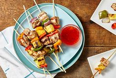 Kebabs 3 Ways