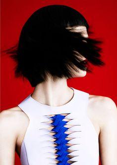 Amanda Norgaard by Billy Kidd. womens fashion and street style. dress.