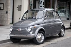 I would love to own a small European car someday!!