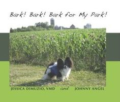 Told from the viewpoint of a five-pound Papillon dog, Bark! Bark! Bark for My Park! recounts the struggle of saving the 690-acre Norristown Farm Park from destruction. This true story shows that no matter what size, age, (or even species) you are, you have the power to make a difference in your world if you use your voice, have passion, and create a plan. For helping him save his park, our hero thanks everyone in a most unusual way.