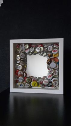 Frame, Home Decor, Upcycled Crafts, Picture Frame, Decoration Home, Room Decor, Frames, Hoop, Interior Decorating