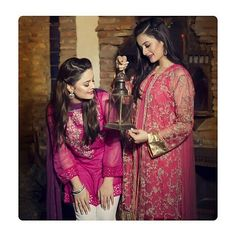 Love these dresses. Pakistani Couture, Pakistani Dress Design, Pakistani Dresses, Indian Dresses, Pakistani Bridal, Asian Fashion, Girl Fashion, Fashion Dresses, Pretty Outfits