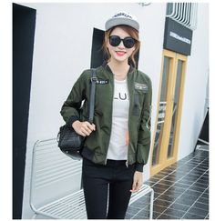 CW56938 Spring and autumn long sleeve coat Casual couples jacket