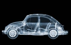 Nick Veasey's X-Ray Photography - Gear Patrol Vw Bus, Jdm, Muscle Cars, Bmw Isetta, Mechanical Art, Photography Gear, Vintage Motorcycles, Transportation Design, Vw Beetles