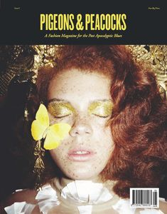 Buy Issue online The latest issue of LCF's fashion and lifestyle magazine, Pigeons & Peacocks is out now. Featuring a brand new look, the usual lip-smacking burst of LCF-based inspiration an. Renaissance, The Neverending Story, London College Of Fashion, Free Online Shopping, Post Apocalyptic, Kate Moss, Fashion Branding, Pigeon, Lady