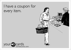 Can you plan a whole meal using coupon bought items?
