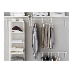 MULIG Tringle à vêtements  - IKEA                                                                                                                                                                                 Plus