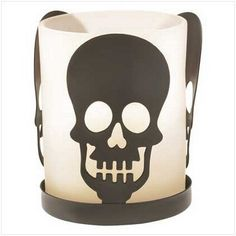 Gifts & Decor Halloween Skull Votive Candle Holder by Gifts & Decor, http://www.amazon.com/dp/B0090E4HB0/ref=cm_sw_r_pi_dp_hwRUqb149JWYX