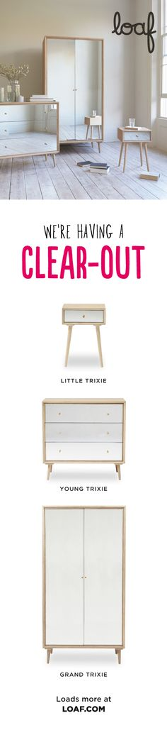 Vintage Armoire, Bedroom Design Inspiration, Kids Wardrobe, Wooden Chest, Bedside Cabinet, Bees Knees, Contemporary Style, Bedroom Furniture, Your Style