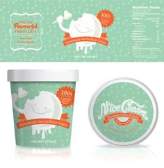 N'iceCream Packaging
