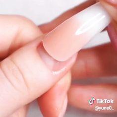 Simplified polygel Nail design in quick flash #nailsoftheday #nailsart #nails2inspire#nailsvideos #nailspiration #mybrevityshop #nailstagram#nailstyle #nailshop Nail Polish Hacks, Dry Nail Polish, Nail Gel, Nail Tips, Fast Nail, Dry Nails Fast, Polygel Nails, Cat Eye Nails, Nail Art Kits & Accessories