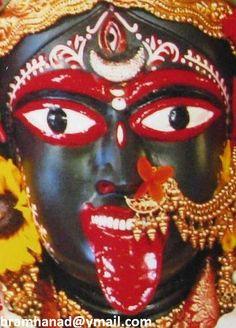 ma kali maa | by tantrabhola Jay Maa Kali, Kali Shiva, Kali Puja, Shiva Art, Shiva Shakti, Hindu Art, Maa Kali Images, Lakshmi Images, Mother Kali