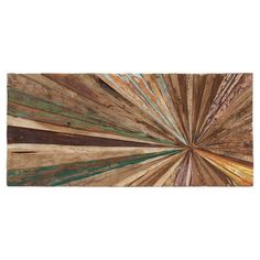 IMOGEN TEAK WALL DECOR $89.95 Add natural-inspired style to your living room or den with this eye-catching wall decor, crafted from teak wood and featuring an abstract design.