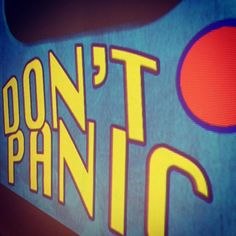 'Nuff said. #hitchhikers #hedgerow #dontpanic