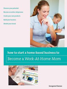 How to Start a Home-Based Business to Become a Work-at-Home Mom by Georganne Fiumara - check out Shannon's Pet Sitting on pages 74-75!