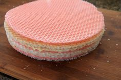 Russian Wafer Cake-6