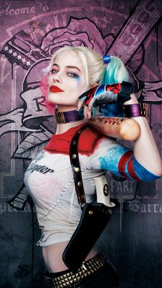 Post with 22 votes and 546 views. Tagged with harley quinn; Shared by harley quinn Harley Quinn Halloween, Harley Quinn Cosplay, Joker And Harley Quinn, Harley Quinn Tattoo, Harley Quinn Drawing, Margot Elise Robbie, Margot Robbie Harley Quinn, Dc Universe, Arley Queen
