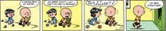 Peanuts Begins Comic Strip, June 07, 2016     on GoComics.com