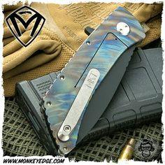 Medford Knives: TFF-2 Black/Flamed
