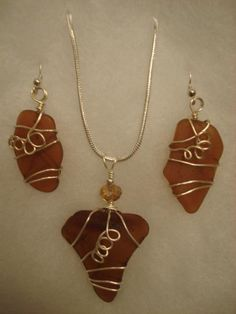 Jewelry: Sea Glass Jewelry