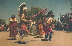Pow wow - Indian Traditional Native american - Southwest