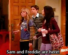 sam and freddie are here!