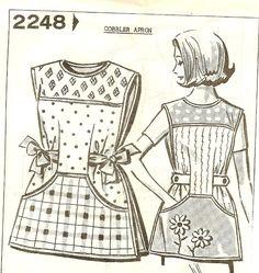 Cobbler apron