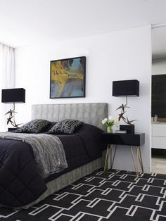 See more @ http://www.bykoket.com/inspirations/interior-and-decor/bedroom/beautiful-bedrooms-design-by-greg-natale-to-inspire-you