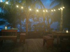 The FireFly B&B and Restaurant offers oceanfront accommodations and delicious Thai fusion cuisine on Isla Bastimentos, Bocas del Toro.