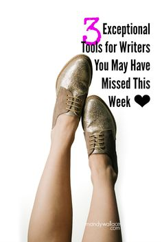 3 Exceptional Writing Tools You May Have Missed This Week
