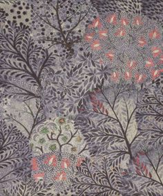 Ray - Midnight fabric, from the The Nesfield Collection collection by Liberty Art Textiles, Textile Prints, Textile Patterns, Print Patterns, Liberty Art Fabrics, Liberty Print, Motif Floral, Floral Prints, Pattern Art
