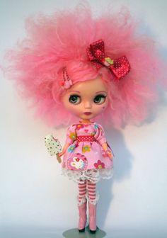 My wonderful new doll Candyfloss Cupcake