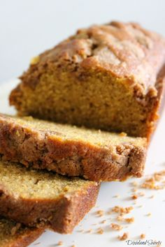 The BEST Pumpkin Bread you'll ever eat!!