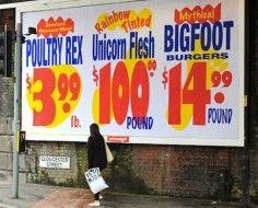 Street Artists Hijack Billboards In UK [Pics]