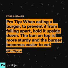 Credit to @protipjar : Live smarter every day.  #ProTipJar #protip #lifehack #advice #hack #smart #tip #9GAG #8FACT